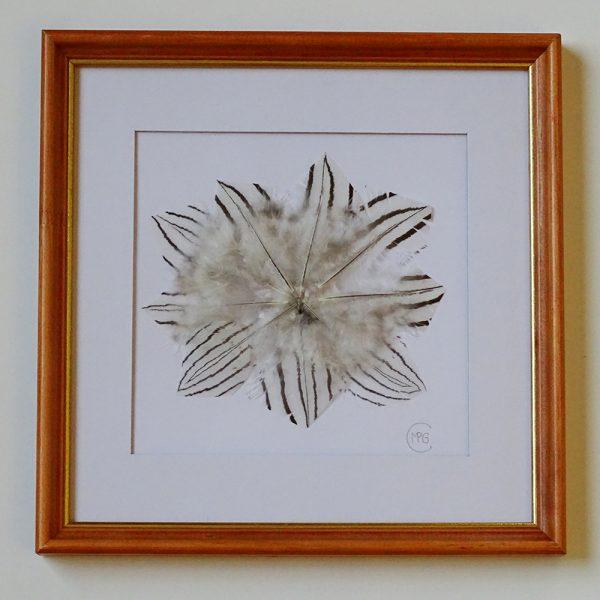 Flor de plata nº1-1